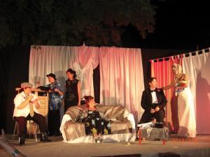 theatre pour site lascours